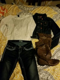 Day trip outfit Chaffee, 63740