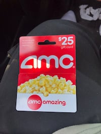 $25 gift card to AMC Provo, 84604