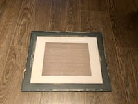Rustic gray picture frame Port Coquitlam, V3C