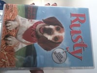 dvd Rusty Remiremont, 88200