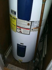 Water heater Whirlpool 40-gallon electric brand new never been used