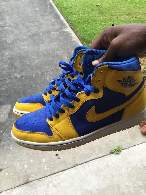 4f82e885447 Used air jordans retro 1's (laneys) for sale in Baton Rouge - letgo