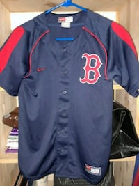 blue and red Nike jersey shirt Brownsville, 78520
