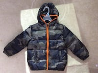 Brand new with tag toddler boy jacket 4T Calgary, T1Y 5B8