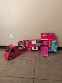 Barbie camper  Edinburg, 78541