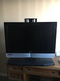 black and gray flat screen TV 2262 mi