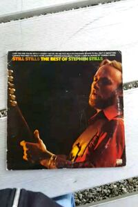 The best of Steven Stills vinyl album La Plata, 20646