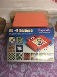 10 in 1 Magnetic Game de Feber Getafe, 28901
