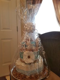 Made to Order Diaper Cakes