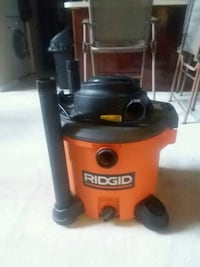 orange and black Ridgid wet / dry vacuum cleaner Beltsville, 20705