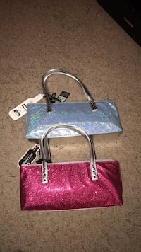 sparkly purses