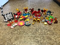 Mickey Mouse Toy Lot Fort Stewart, 31315
