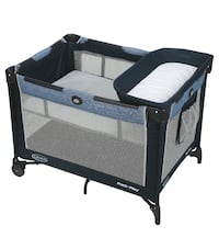 Hadlee Graco pack n play Almost New Frisco, 75035