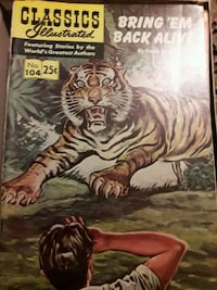 CLASSICS ILLUSTRATED COMICS Shakespeare