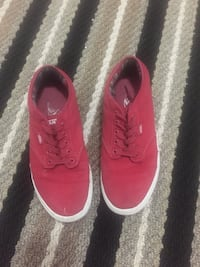 Red Vans  size 11.5 Thorold, L2V 0A4