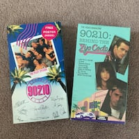 Beverly Hills 90210 VHS video tapes Toronto, M1P 5E6