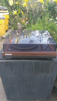Pioneer PL-55Dx direct drive turntable
