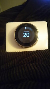 Nest 3rd generation learning Thermostat