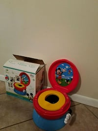 Mickey Mouse 3 in 1 Potty Seat Coral Springs, 33065