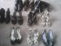 Womens shoes sizes 8&9  for all obo Rome, 13440