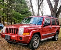 2006 Jeep Commander Limited 4X4 Bryans Road