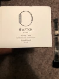 Apple Watch Series 2 528 mi
