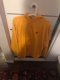 Cooke Collective Yellow Hoodie Size XL Toronto, M2R