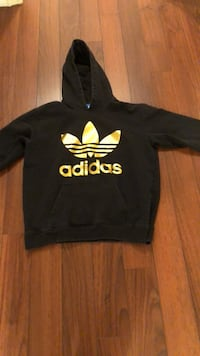 black and yellow adidas pullover hoodie 540 km
