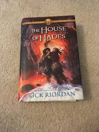 The Heroes of Olympus: The House of Hades Mount Prospect, 60056