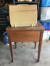 Sears Kenmore Antique Sewing Machine
