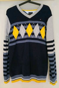Boys XL Tommy Sweater Palm Beach