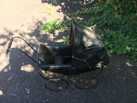 Antique vintage wood baby carriage Bloomington, 55420