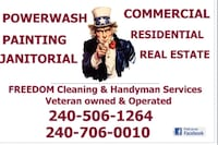 Power Wash-Paint-Cleaning &Janitorial Rockville