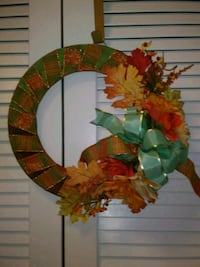 Harvest fall wreath Pearland, 77584
