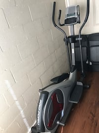 black and gray Pro-Form elliptical trainer Edinburg, 78539