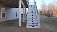 white and brown wooden stairs 31 mi