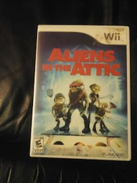 Aliens in the attic wii game Hanover Park, 60133