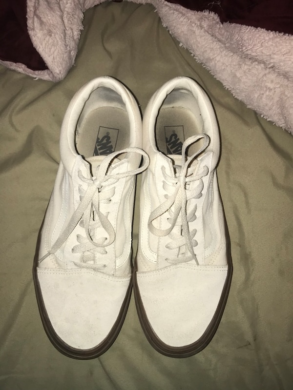 4a6c0457aaf Used Off white vans for sale in McKinney - letgo