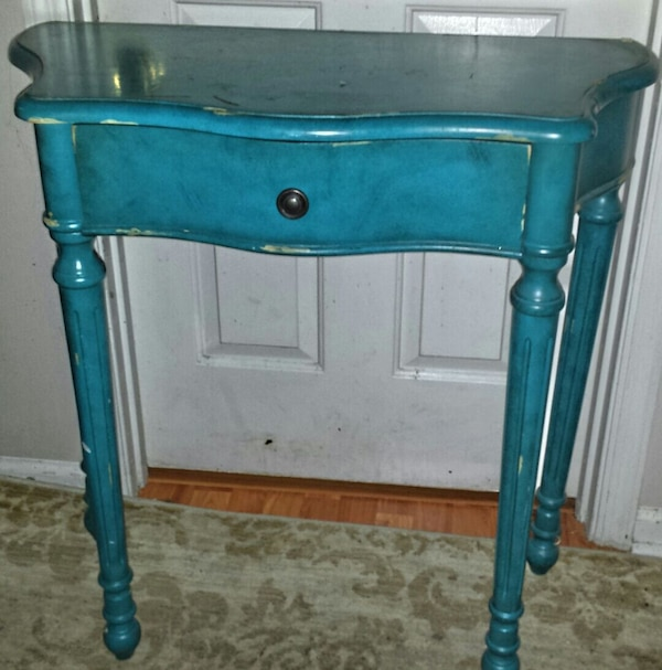 antique turquoise table  dff3d73c-062a-45f0-bae3-c5603a02f4e4