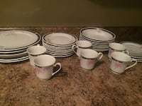 35 piece dinnerware set
