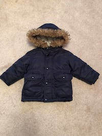 Winter jacket and snow pants for toddler boy sz 18-24 months Brampton, L6V