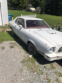 1978 Ford Mustang Youngstown