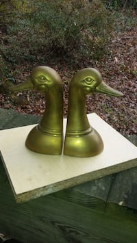 Solid Brass Duck Decor (KOREA) Fairfax, 22032