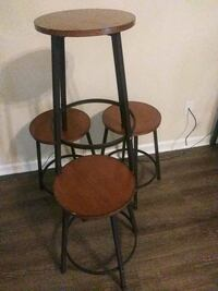 Bar Stools 2' Tall Terrytown, 70056