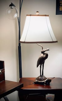 Lamp from Bombay Co.
