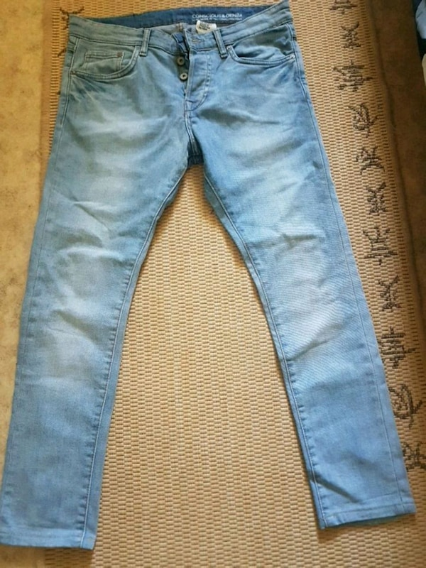 Jeans denim slim