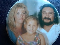 Pin/button makers (?) for Pictures Bakersfield