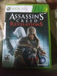 Xbox 360 Assassin's Creed Revelations case Kern County, 93306