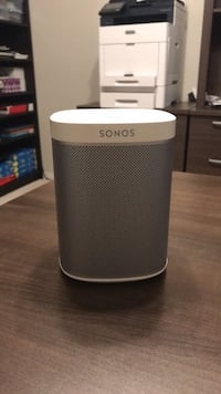 Sonos Play 1 Mint Mississauga, L5N 6G7