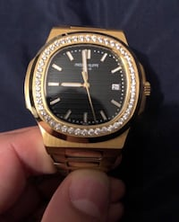 Yellow gold diamond bezel watch  Boonsboro, 21713